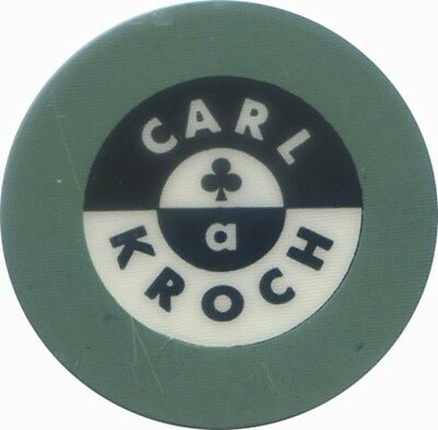 Carl Croch Seal And Crest