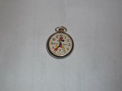 Mickey Mouse pocket watch Bradley