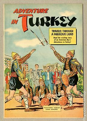 Adventure in Turkey #0A 1965 2nd Printing NM- 9.2