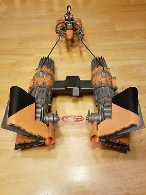 Star Wars Episode I 1 Sebulba's Pod Racer Action Figure 1998