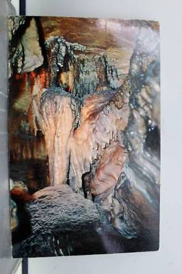 Tennessee TN Lookout Mountain Caverns Chattanooga Postcard Old Vintage Card View
