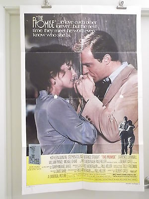 THE PROMISE - B ONE 1 SHEET MOVIE POSTER KATHLEEN QUINLAN STEPHEN COLLINS ORIGin