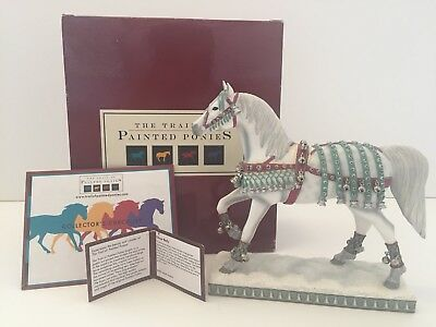 Trail Of Painted Ponies Silver Bells 1E/6324 Retired NIB
