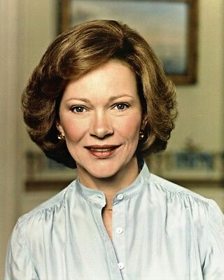 New 8x10 Photo: First Lady Rosalynn Carter - Wife of Jimmy, 39th President