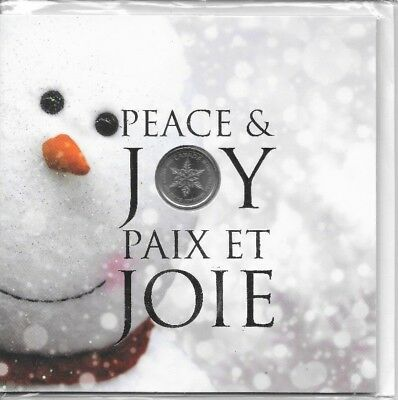 2011 Canadian Peace And Joy Coin Set