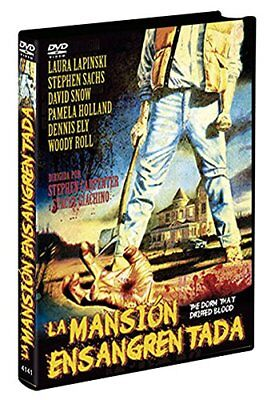 La Mansión Ensangrentada - The Dorm That Dripped Blood