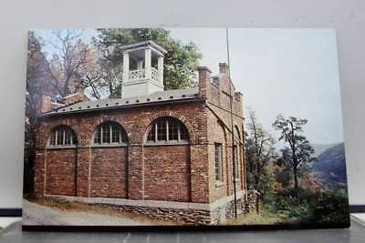 West Virginia WV John Brown Fort Harpers Ferry Postcard Old Vintage Card View PC