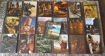 Time Life Books The Emergence of Man 19 Book Set EXCELLENT CONDITION! w/ Poster
