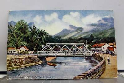 Hawaii HI Honolulu Postcard Old Vintage Card View Standard Souvenir Postal Post