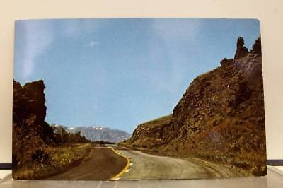 Wyoming WY Big Horn Mountains Postcard Old Vintage Card View Standard Souvenir