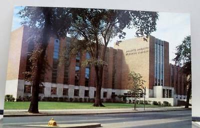 Wisconsin WI Marquette University Library Milwaukee Postcard Old Vintage Card PC