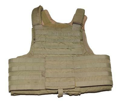 Eagle Industries Old Gen Green Tag Khaki CIRAS Land Plate Carrier - SOF SEAL NSW