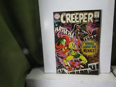 Beware the Creeper #1 (May-Jun 1968, DC) VF  Steve Ditko Story/Art !!!!!!