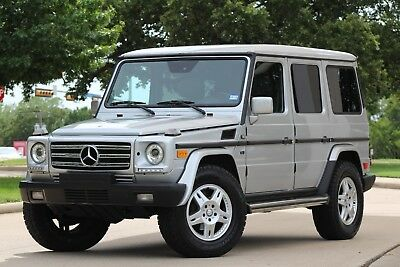 2002 Mercedes-Benz G-Class  Great condition 2016 look