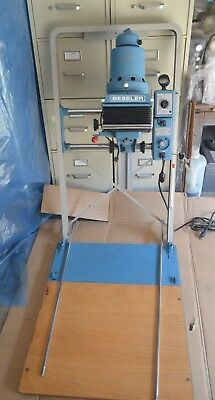 Vintage Beseler 45 MCRX Dark Room Photo Enlarger with Motorized Chassis