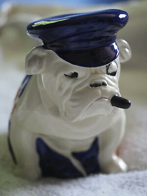 Very RARE Royal Doulton Large Churchill English Bulldog, ca 1941