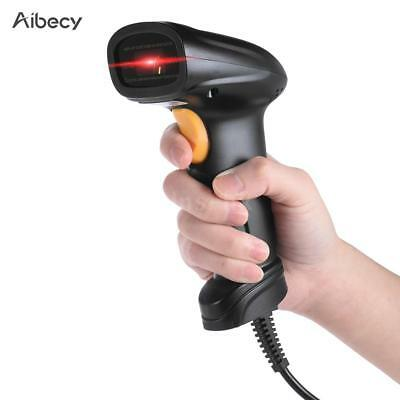 Auto Manuale USB Handheld POS codici a barre scanner 1D Bar Code Lettore Gun