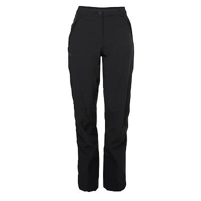 North Bend Flex Stretch - Damen Outdoorhose Wanderhose - 135379-9500 schwarz