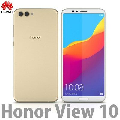 """HUAWEI Honor View 10 6Go/128Go 5.99"""" 18:9 Android 8.0 8*Core 4G Téléphone 20MP"""