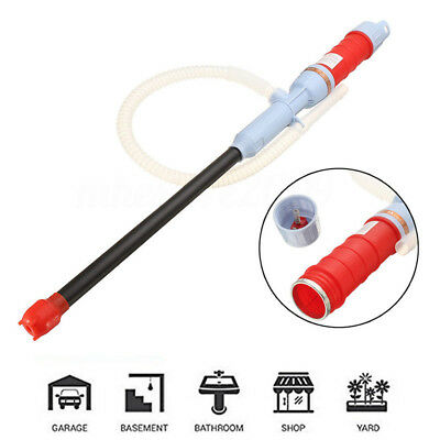 62cm Water Pump Safely Tool Electric Liquid Transfer Fish Tank Battery Operated
