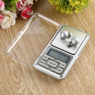 200g/0.01g Mini Digital display Pocket Gem Weigh Scale Balance Counting MT