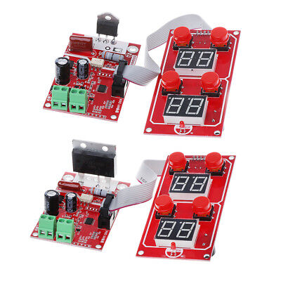 NY-D04 40A/100A Digital Display Spot Welding Machine Controller Time Panel Board