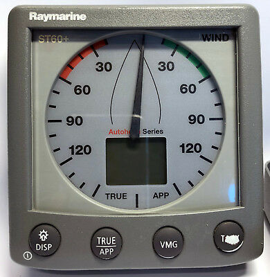 Raymarine ST60 Wind display A22012-P