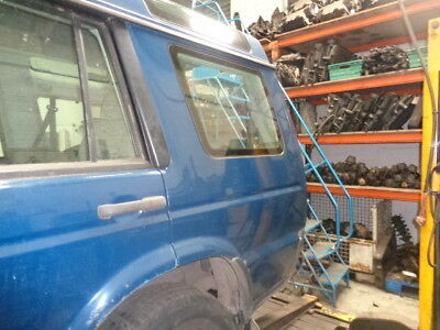 LAND ROVER DISCOVERY SERIES 2 TD5 REAR 1//4 PANEL BLUE 602 RIGHT HAND DRIVERS