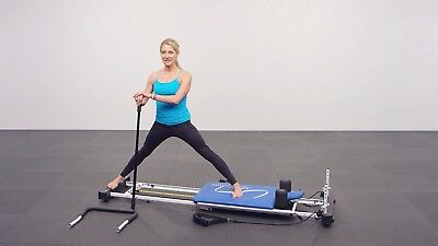 """AeroPilates 36"""" Pole to Build on your Reformer workout-   55-0013"""