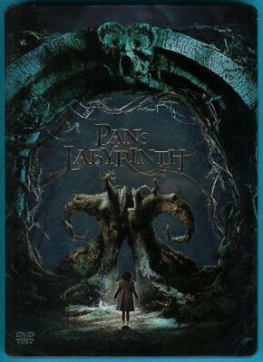 PANs Labyrinth -  DVD - Guillermo Del Toro, Steelbook
