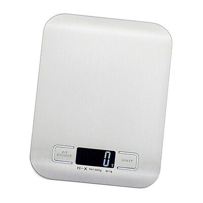 5/10kg Digital Electronic Kitchen Weight Food Diet Lcd Device Balance Scale