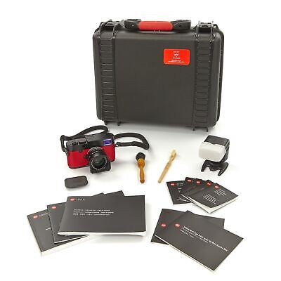 "Leica Leitz M-P (Typ 240) ""grip"" By Rolf Sachs Set + Box 10967 #1581"