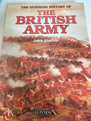 The Guinness History of the British Army, Pimlott, John HARDBACK