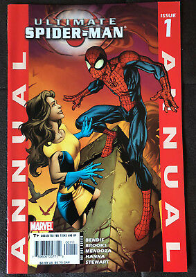 ULTIMATE SPIDER-MAN ANNUAL #1 2005 ( MARVEL )  English