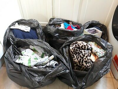 Massive Bundle Of Boys And Girls Clothes