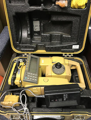 TOPCON GTS-602 Total Station Surveying Equipment - Construction
