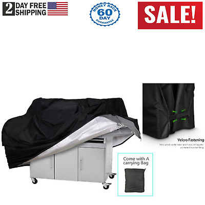 BBQ Grill Cover Gas Heavy Duty Home Patio Garden Storage Waterproof Outdoor 57""