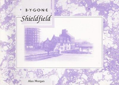 Bygone Shieldfield Vintage Pictorial Booklet Suburb Newcastle Upon Tyne.