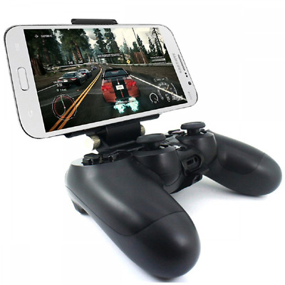 Ps4 Controller Phone Clip Holder For Sony Playstation 4 Pro Slim,180° Adjustable