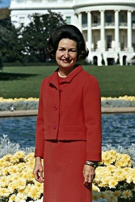 """New 4x6 Photo: First Lady Claudia """"Lady Bird"""" Johnson, Wife of 36th President"""