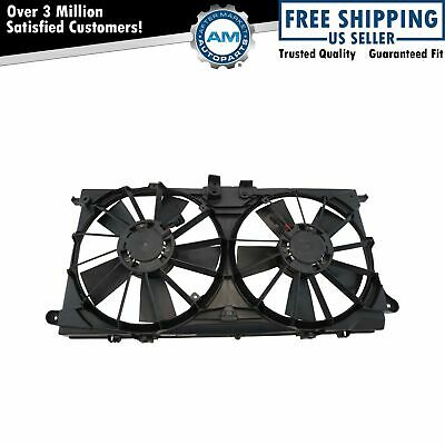 For 2015-2018 Ford F150 Radiator Fan Assembly TYC 44332MG 2017 2016