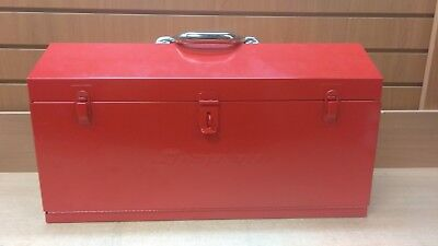 Snap-On Metal Tool Carrying Chest