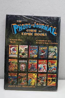 The Photo-Journal Guide to Comics Volume 2 by Ernst & Mary Gerber Hardcover Book