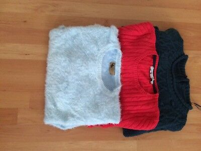 Bundle 3 Ladies Jumpers Size 12