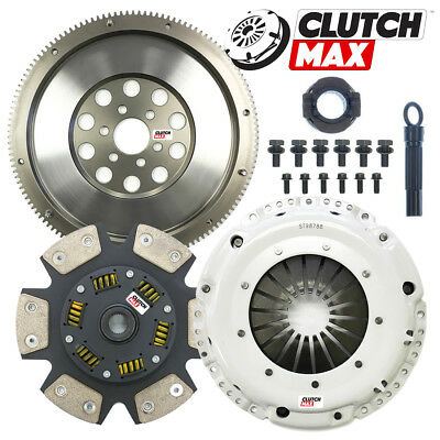 Cm Stage 3 Clutch Kit+Flywheel Combo For Vw Golf Jetta Beetle 1.8L 1.8T 1.9L Tdi