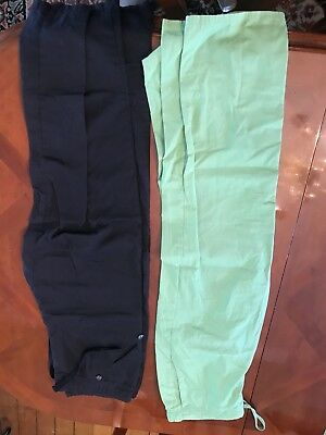 Nice lot of 2 Small Ladies Scrubs Pant Bottoms