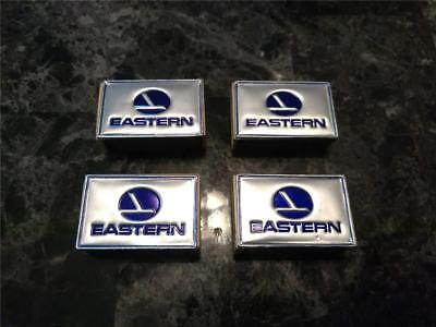 Vintage Eastern Airline  Advertising 4 Boxes of Matches 1 Money