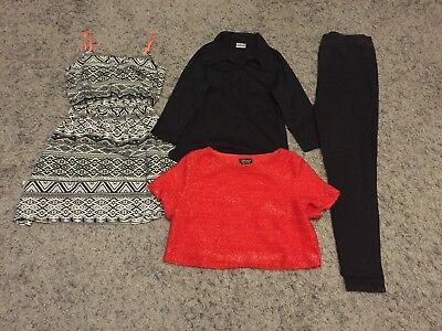 Womens bundle size 12 tops dress jeans