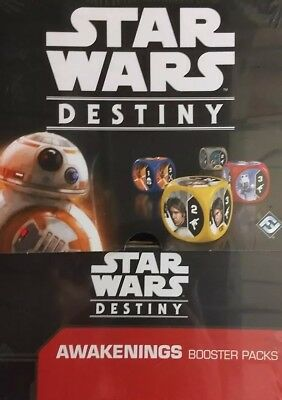 Star Wars Destiny Awakenings Booster Box. Factory sealed. New