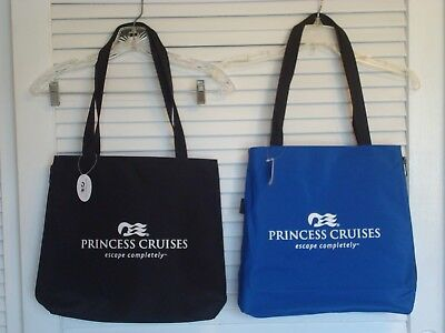 2 Princess Cruise Line Tote Bags *NEW with tags*